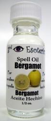 Bergamot  Spell Oil