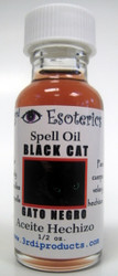 Black Cat Spell Oil