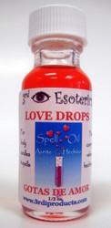 Love Drops Spell Oil