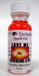 Love Me Spell Oil