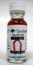 Magnetic Spell Oil