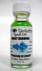 Money Draw Spell Oil