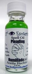 Pleading Spell Oil