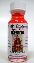 San Expedito Spell Oil