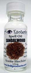 Sandelwood Spell Oil