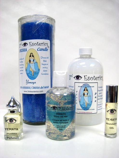 Orisha Yemaya Abundance Kit