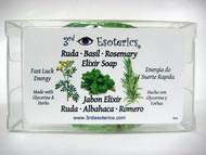 Ruda Basil Rosemary Spiritual Soap