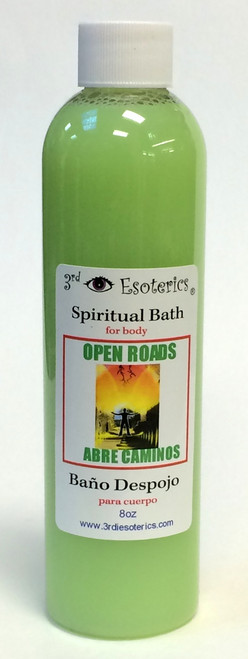 Open Road Spiritual Bath