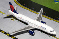 G2DAL328 Gemini Jets Delta Airlines A320-200 Model Airplane