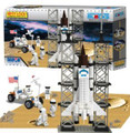 BL70301 Best Lock Space Shuttle 330 Piece Construction Toy