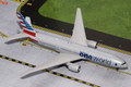 G2AAL526 Gemini 200 American One world B777-200ER Model Airplane