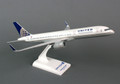 SKR598 Skymarks United 757-200er 1:150 Post Co Merger Livery Model Airplane