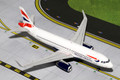 G2BAW424 Gemini 200 British Airways A320 (Sharklets) Model Airplane
