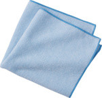 Blue Microfiber Towel - 24ct