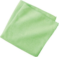 Green Microfiber Towel - 24ct