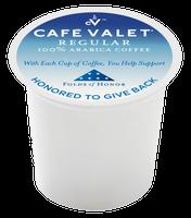 Café Valet® Folds of Honor Regular Capsule - 80ct