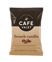 Café Valet French Vanilla Coffee
