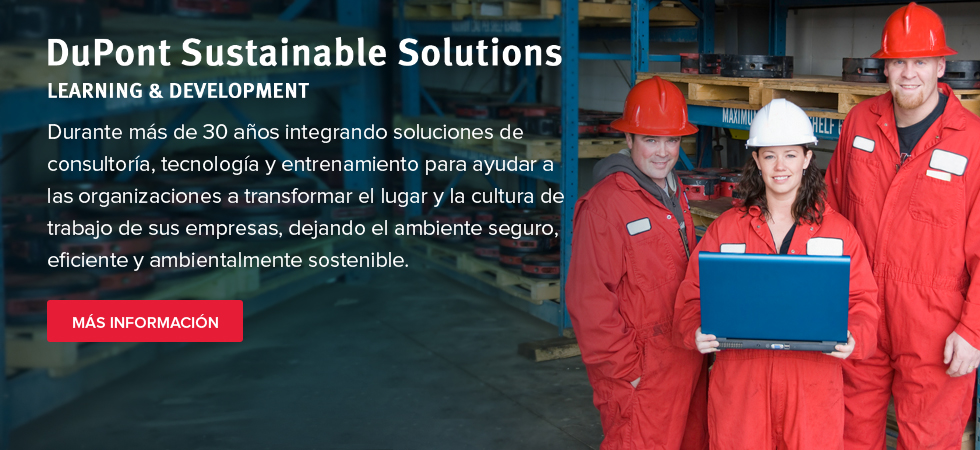 DuPont Sustainable Solutions Learning & Development