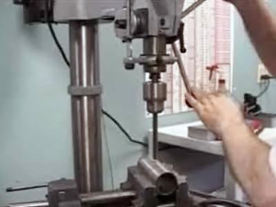 Tecnología Básica De Máquinas: Prensas Taladradoras