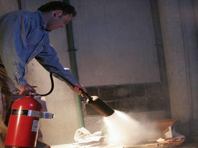 Extintores De Fuego: Su Pase A La Seguridad