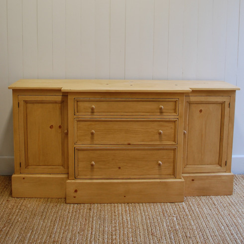 Cotswold Buffet - english pine