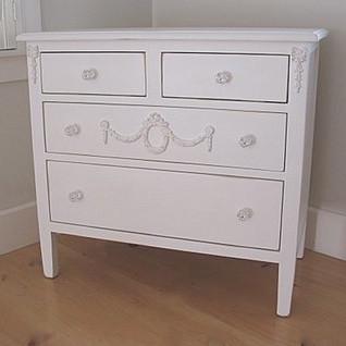 Mary Jane Dresser (glass Knob option)