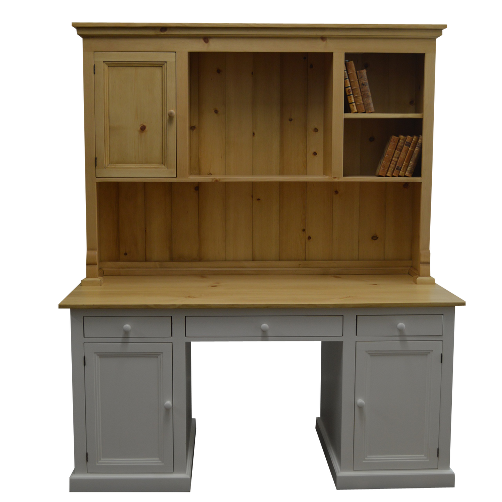 Kitchen Desk And Hutch