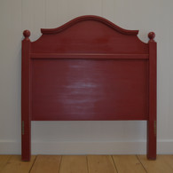 French Farm Headboard - Cranberry