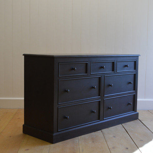 Modern Farmhouse Hudson Dresser - Black Walnut