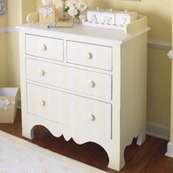 Harry's Dresser- Custom Stripe