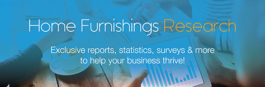 Exclusive reports, statistics, surveys and more from the home furnishings industry.