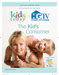 Kids Today and HGTV Consumer Survey:  The Kids Consumer
