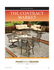 Casual Living The Contract Market, 2012