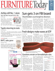 Furniture Today's Top 100 Furniture Stores - 2008