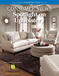 Furniture Today's Consumer Views: Spotlight on Upholstery, 2013