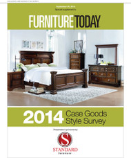 Furniture Today's Case Goods Style Survey 2014