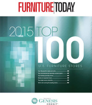 Furniture Today Top 100 Furniture Stores, 2015