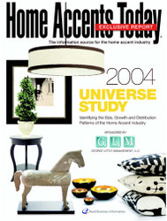 Home Accents Today 2004 Universe Study