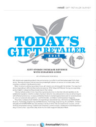 Gifts & Dec Today's Gift Retailer 2016