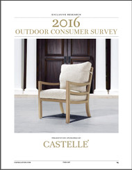 Casual Living's Outdoor Consumer Survey, October 2016