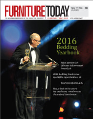 Furniture Today Bedding Yearbook for 2016