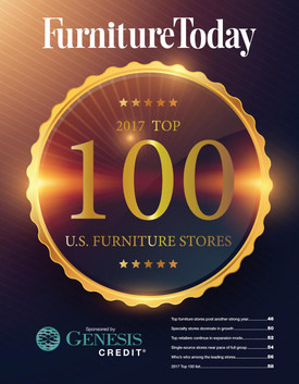 Furniture Today S Top 100 Furniture Stores 2017 Pbm Research
