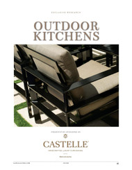 Casual Living's Outdoor Kitchens Report, 2017