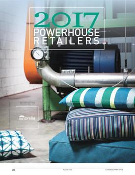 Casual Living's Powerhouse Retailers, 2017