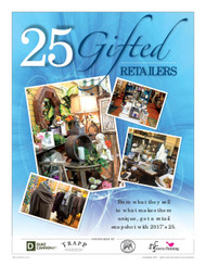 Gifts & Dec 25 Gifted Retailers 2017