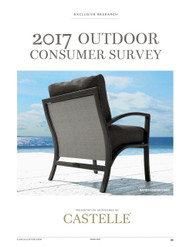 Casual Living's Outdoor Consumer Survey, October 2017