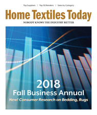 Home Textiles Today Business Annual for 2018