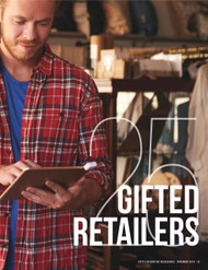 Gifts & Dec 25 Gifted Retailers 2018