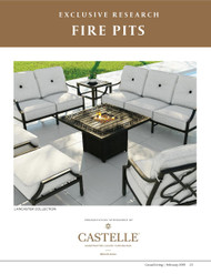 Casual Living's 2019 Fire Pits Consumer Study