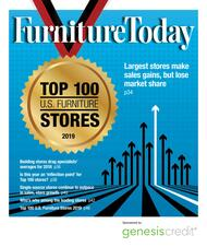Furniture Today's Top 100 Furniture Stores, 2019